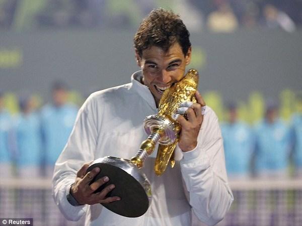 Rafael Nadal chay da hoan hao cho Australian Open hinh anh 1