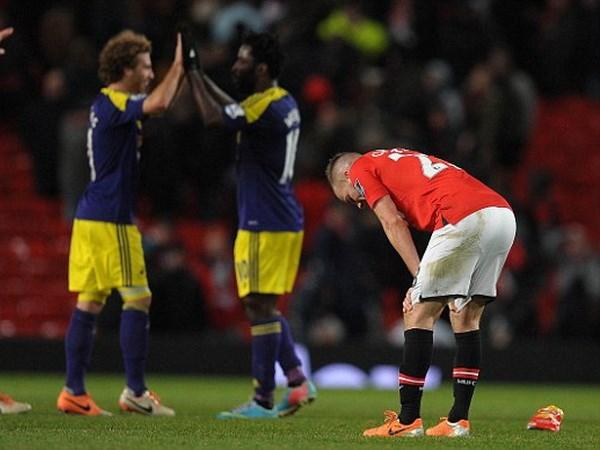 Ket qua bong da: Manchester United bat bai khoi Cup FA hinh anh 1
