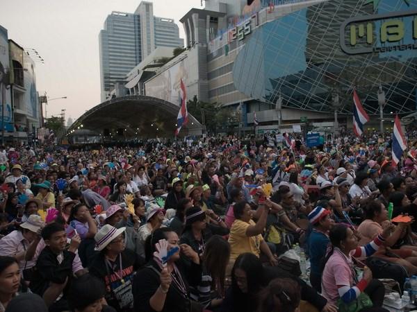 Thai Lan: Van chua tim duoc giai phap cho nhung bat on hinh anh 1
