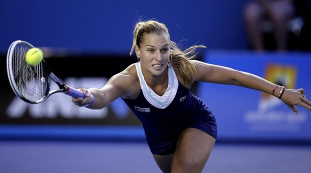 Ha Cibulkova, Li Na lan dau len ngoi tai Australian Open hinh anh 2