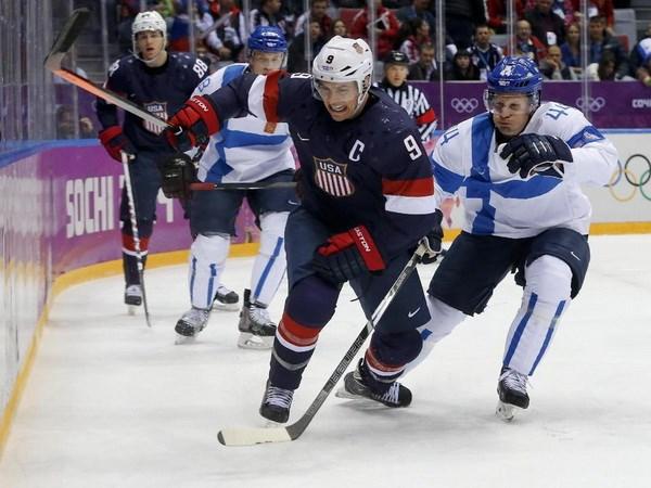 Hockey My cay dang noi loi chia tay Olympic Sochi hinh anh 2