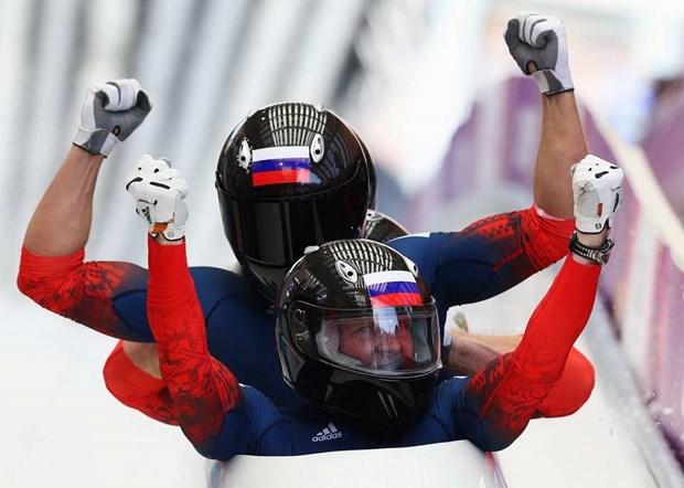Olympic Sochi 2014: Nga nhat toan doan voi 13 HCV hinh anh 1