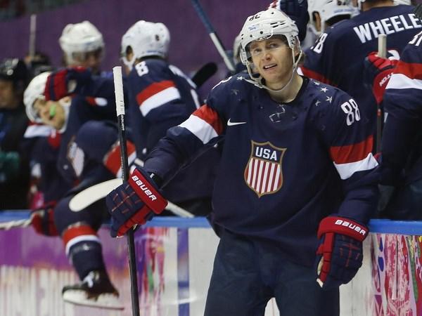Hockey My cay dang noi loi chia tay Olympic Sochi hinh anh 1