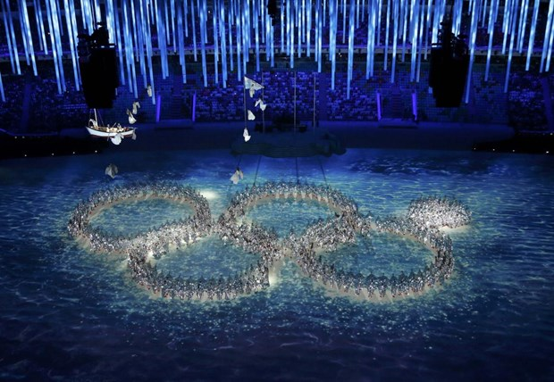 Be mac Olympic Sochi: Cai ket sinh dong va cong hien hinh anh 1