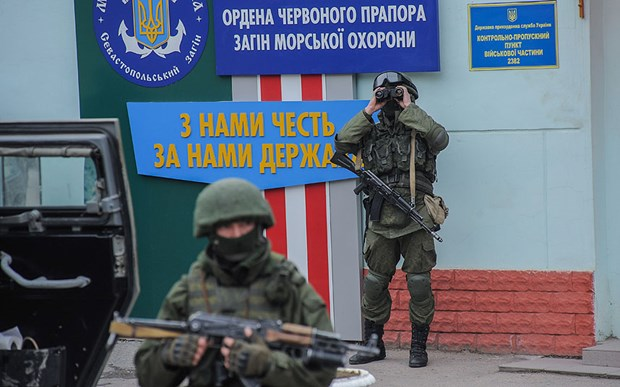 Nga nhat tri gap dai dien cua NATO ban ve Ukraine hinh anh 1