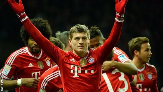 Bayern Munich len ngoi Bundesliga som 7 vong dau hinh anh 1