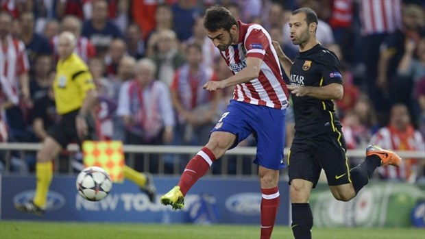 [Photo] Loai Barca, Atletico lap ky tich sau dung 40 nam hinh anh 3