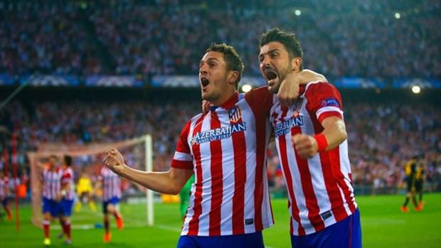 [Photo] Loai Barca, Atletico lap ky tich sau dung 40 nam hinh anh 1