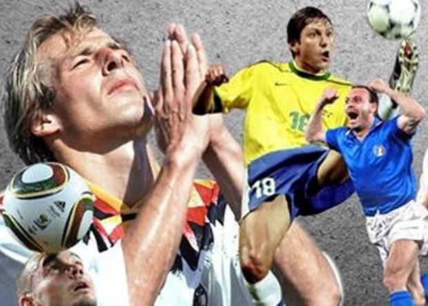 Tranh cai ve danh sach 100 cau thu vi dai nhat World Cup hinh anh 1