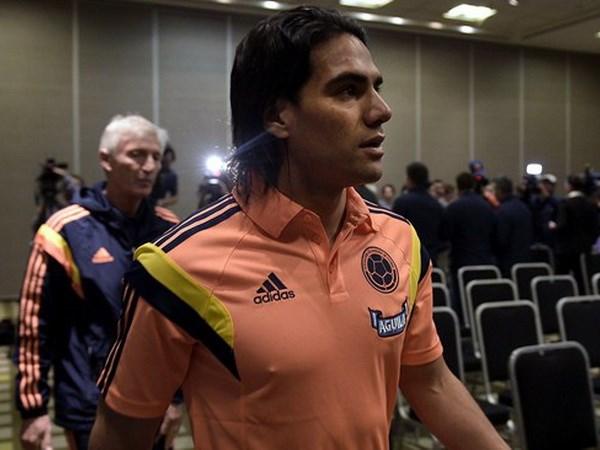 Colombia chot danh sach: Noi buon mang ten Radamel Falcao hinh anh 1