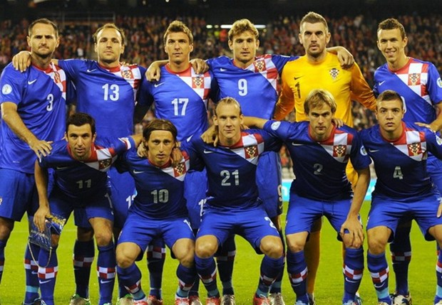 World Cup 2014: Croatia mang tinh than Duc den Brazil hinh anh 1