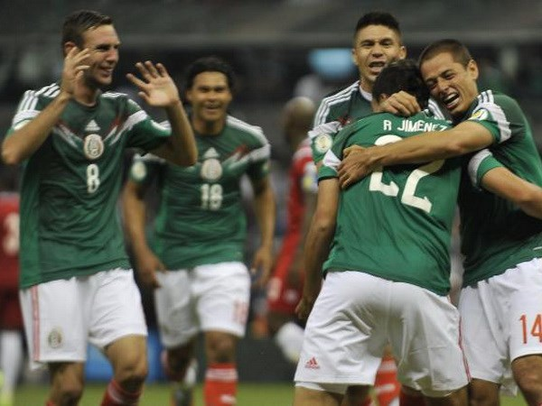 World Cup 2014: May man tiep tuc dong hanh cung Mexico? hinh anh 1