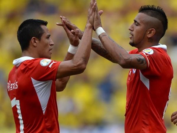World Cup 2014: Chile se khien Tay Ban Nha, Ha Lan lo lang hinh anh 1
