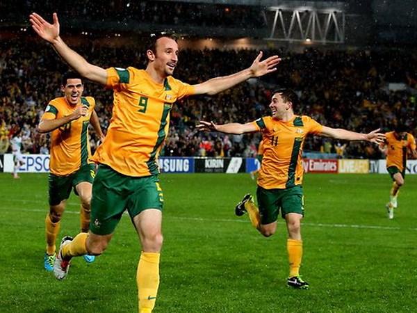 World Cup 2014: Australia khong muon lam ke lot duong hinh anh 1
