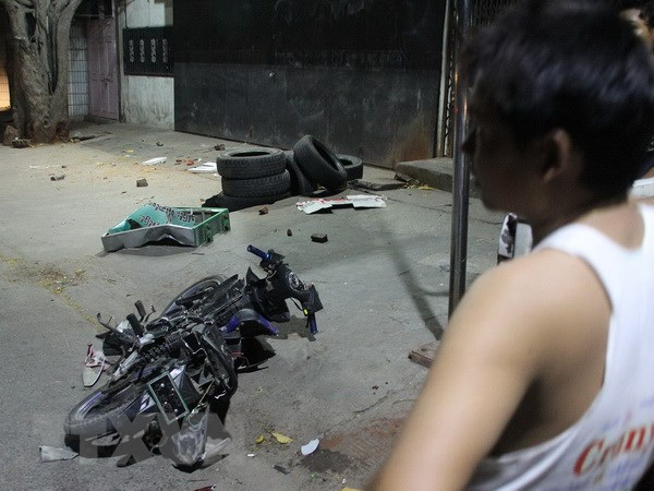 Myanmar ap dat lenh gioi nghiem 6 khu vuc o Mandalay hinh anh 1