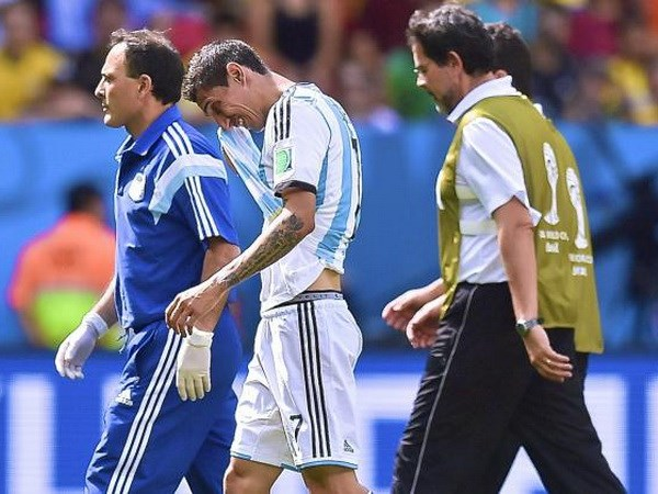 Argentina: 5 phuong an thay the Di Maria o tran gap Ha Lan hinh anh 1