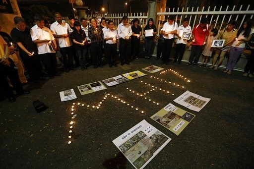 MAS ho tro tai chinh ban dau cho cac gia dinh nan nhan MH17 hinh anh 1
