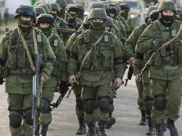 NATO to Nga trien khai