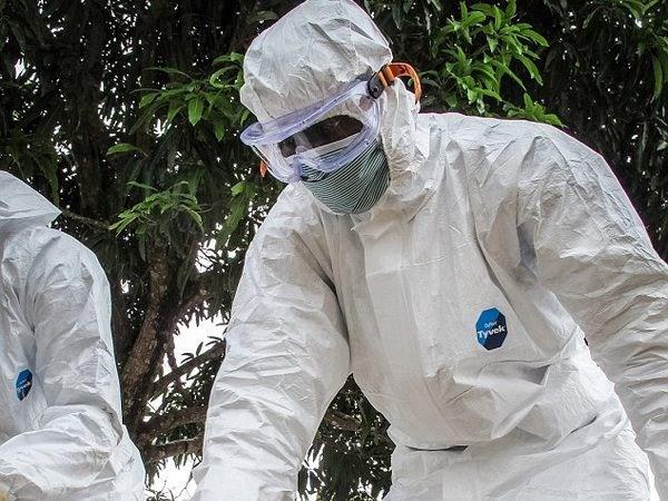 Truong hop nhiem dich Ebola dau tien o Mali da qua doi hinh anh 1