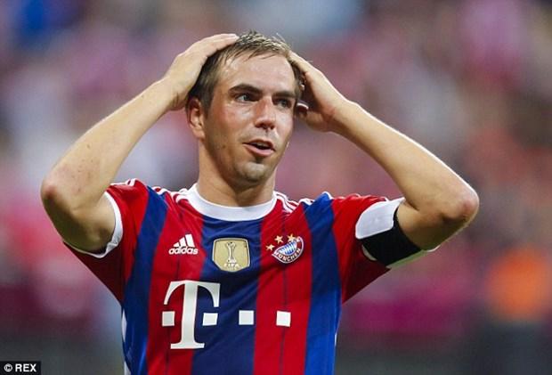 Bayern nhan hung tin Philipp Lahm xa san co it nhat 3 thang hinh anh 1