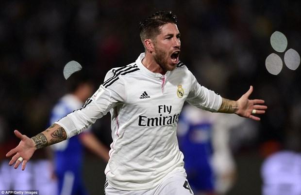 Ket qua: Barcelona thang vui dap, Real Madrid vao chung ket hinh anh 1