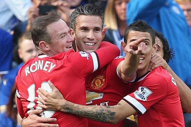 Lich truc tiep Premier League: Man United la