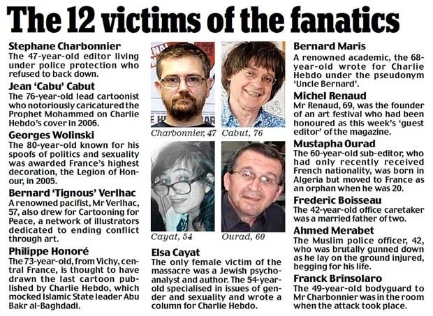 Cong bo hinh anh dau tien ben trong Charlie Hebdo sau vu tham sat hinh anh 8