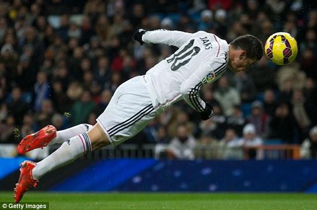 Real Madrid ton that nang ne truoc them