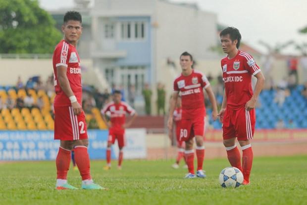 Vong 7 V-League: Binh Duong va Than Quang Ninh dua nhau guc nga hinh anh 1