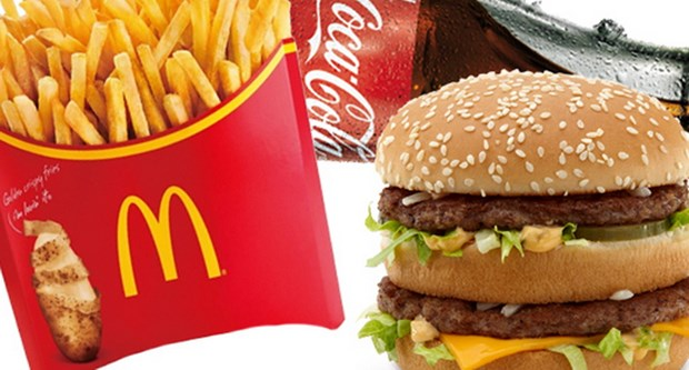 Nga chi trich san pham Coca-Cola, McDonald's hai cho suc khoe hinh anh 1