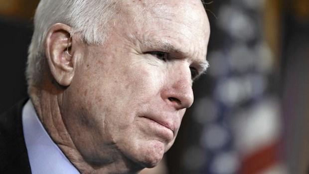 Thuong nghi sy John McCain tuyen bo tai tranh cu vao nam 2016 hinh anh 1