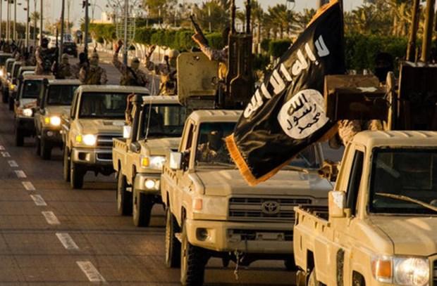 LHQ: IS co the tro thanh moi de doa nghiem trong o Libya hinh anh 1