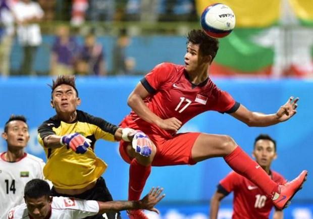 Cuc dien bang A: U23 Singapore se chia tay tu vong bang? hinh anh 1