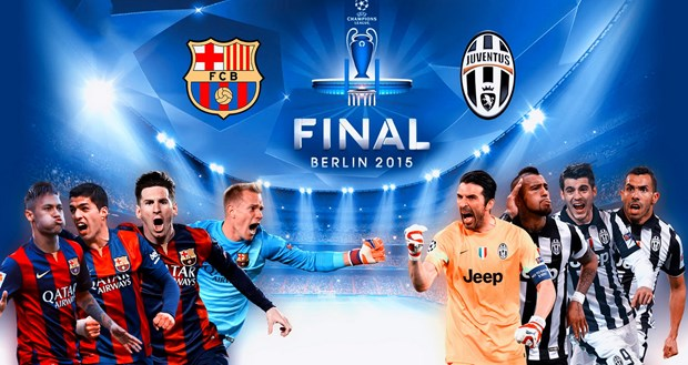 Luis Enrique va Allegri ham nong chung ket Juventus-Barcelona hinh anh 1