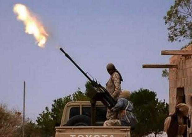 Phien quan IS gianh kiem soat mot thi tran ven bien o Libya hinh anh 1