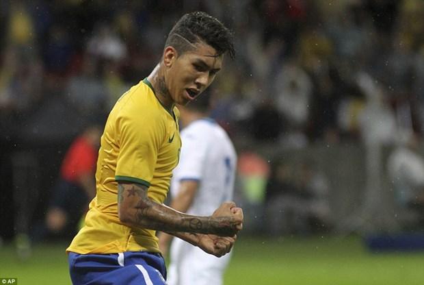 Toan thang 10 tran, tuyen Brazil tu tin chinh phuc Copa America hinh anh 1
