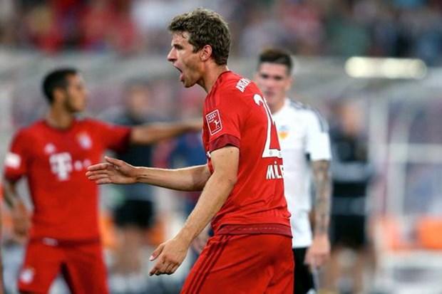 Mueler lap cu dup, Bayern Munich thang