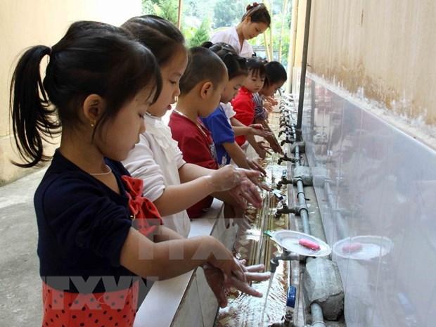 Bac Ninh khanh thanh Nha may xu ly nuoc thai thi xa Tu Son hinh anh 2