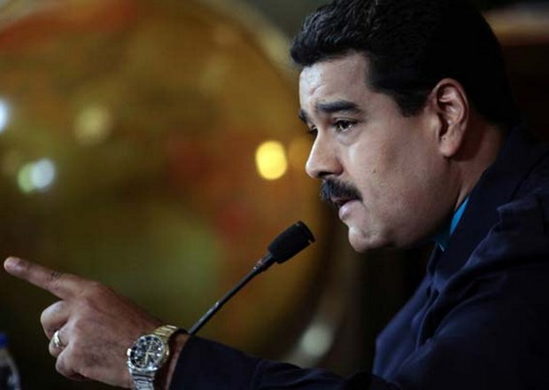 Venezuela mo rong chien dich tran ap tai khu vuc bien gioi hinh anh 1
