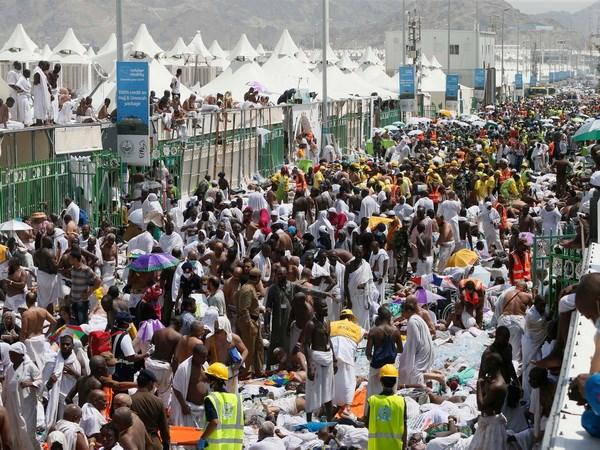 Tham hoa o Mecca: Nhan chung chi trich gioi chuc Saudi Arabia hinh anh 1