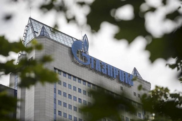 Tap doan Gazprom cua Nga noi lai nguon cung khi dot cho Ukraine hinh anh 1