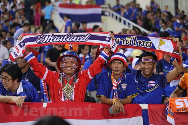 Doi tuyen Viet Nam tham bai truoc Thai Lan ngay tai san My Dinh hinh anh 4