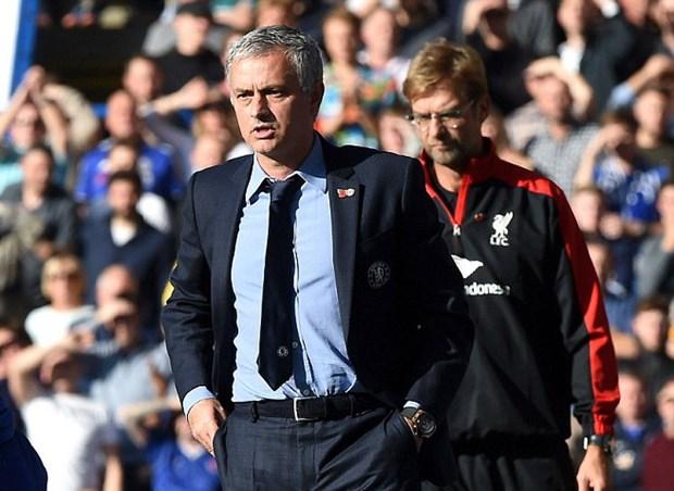 Chelsea tham bai truoc Liverpool, Jose Mourinho cho phan quyet hinh anh 1