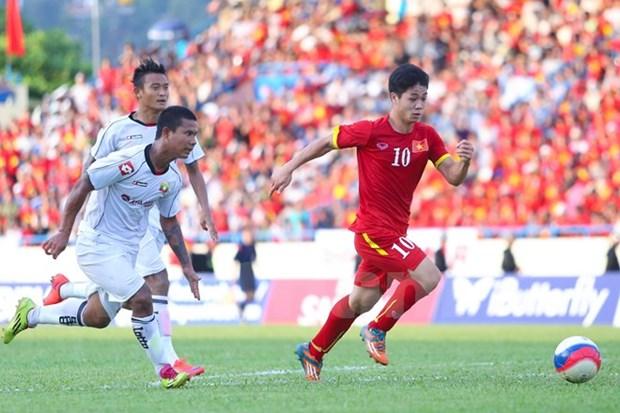 AFF chinh thuc thong qua do tuoi du bong da nam SEA Games 29 hinh anh 1