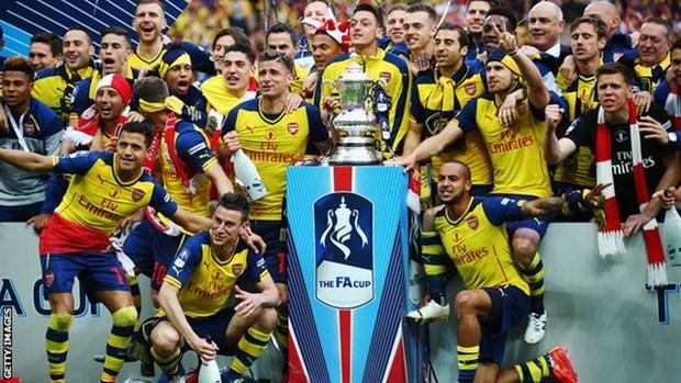 Vong 3 FA Cup: Arsenal dung Sunderland, M.U va Liverpool de tho hinh anh 1