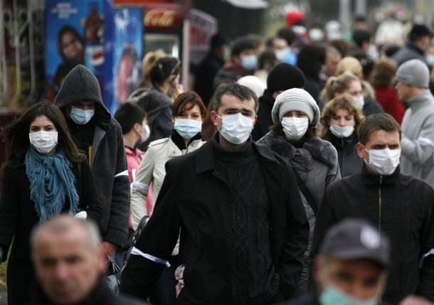 Virus H1N1 hoanh hanh o Ukraine, hang chuc nguoi thiet mang hinh anh 1