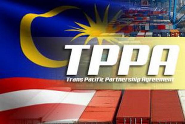 Thuong vien Malaysia da thong qua du luat cho phep ky TPP hinh anh 1