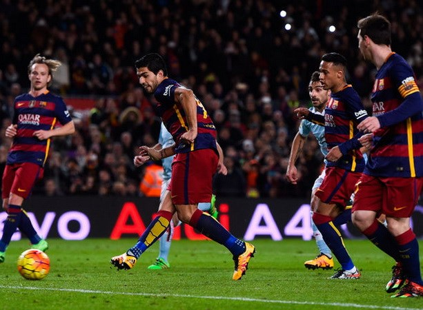Cu phat den tranh cai cua Messi chinh la hinh anh cua Barca! hinh anh 1