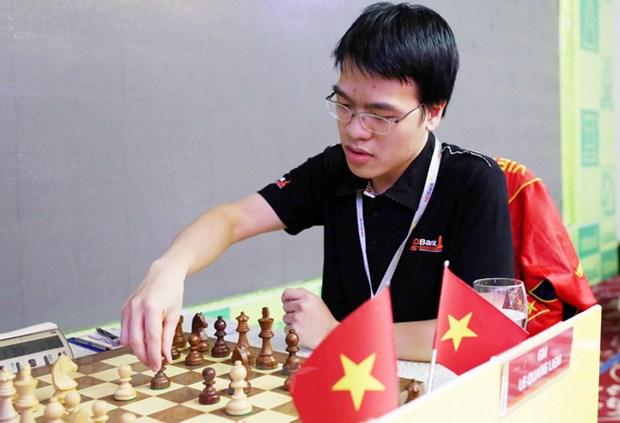 Hau giai co vua quoc te HDBank: Hut hang noi nho Quang Liem hinh anh 1