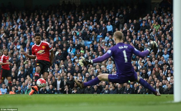 [Video] Manchester United danh bai Manchester City tai Etihad hinh anh 1